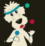 Juggling Dog